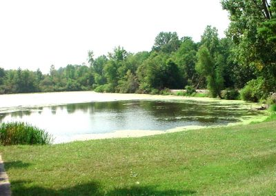 Lake, viewed from Back of Clubhouse